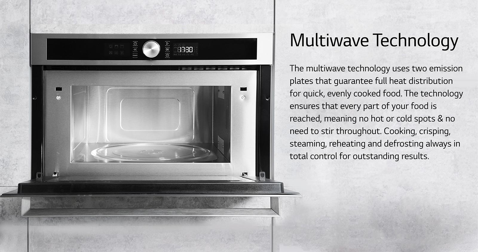 Dragon Electronics | Ariston Built In Microwave Oven Md